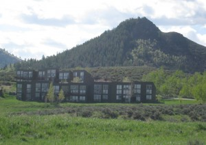 Eagles Nest Townhomes in Stagecoach Colorado
