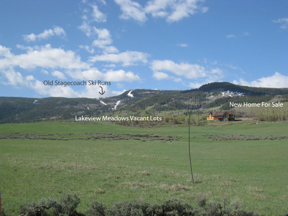 Lakeview Meadows in Stagecoach, CO