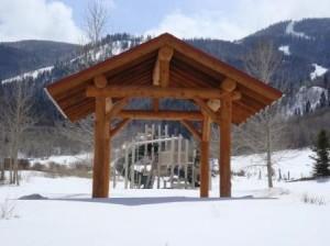 Coyote Run Pavilion and Playground