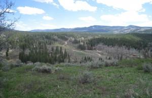 Morrison Divide Ranch, Stagecoach, Colorado